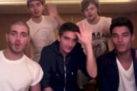 The Wanted están emocionados por el Teens Live Festival en Lima - Video
