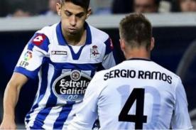 Real Madrid: Sergio Ramos reta a Mourinho poniéndose camiseta de Ozil