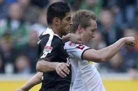 Fútbol peruano: Eintracht Frankfurt de Carlos Zambrano perdió el invicto
