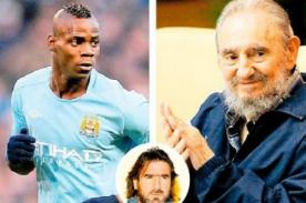 Eric Cantona: Mario Balotelli es tan rebelde como Fidel Castro