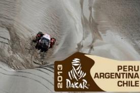 Dakar Perú 2013: Rally parte desde Lima y este es el recorrido