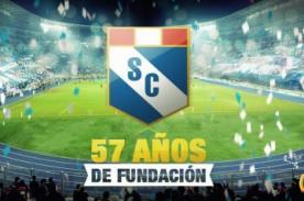 Fútbol peruano: Sporting Cristal celebra hoy su 57 aniversario