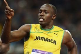 Usain Bolt se lleva el premio a Deportista Latinoamericano 2012