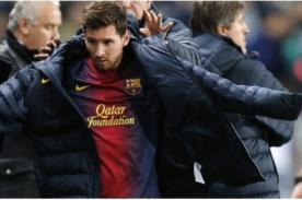 Barcelona cuida a Lionel Messi para clásico ante Real Madrid - Copa del Rey