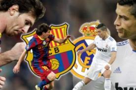 Video del Real Madrid vs Barcelona (1-1) - Copa del Rey