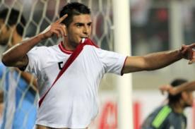 Eintracht Frankfurt pidió que Zambrano no viajase a Perú por lesión