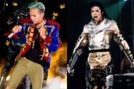 G-Dragon es comparado con Michael Jackson por la revista Billboard