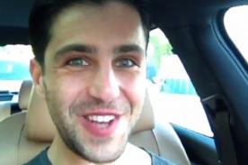 Josh Peck quiere saber dónde está Justin Bieber - Video