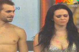 Lucía Oxenford es eliminada de El Gran Show - Video