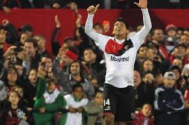 Copa Libertadores: Rinaldo Cruzado enfrentará el miércoles a Ronaldinho