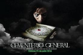 Cementerio General - Estreno 25 de julio