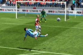 FIFA 13: EA Sports difunde lista con los mejores goles de la temporada - Video
