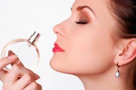Aroma de los perfumes revela tu verdadera personalidad