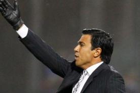 César Farías: Tenemos que sacar los tres ante Perú sí o sí