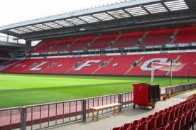Liverpool invertirá 181 millones de euros para remodelar Anfield Road