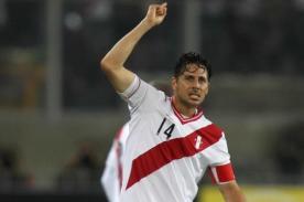 Claudio Pizarro sobre la eliminación de Perú: Se peleó hasta el final