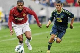 FIFA: Antonio Valencia es el futbolista más rápido del mundo