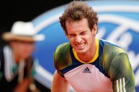 Tenis: Andy Murray podría dejar la raqueta hasta el otro año