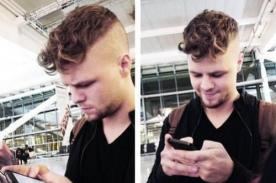Jay McGuiness de The Wanted decidió quedarse semicalvo - Fotos