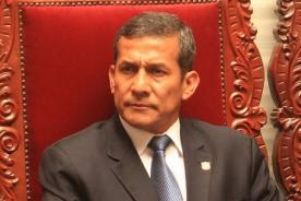 Ollanta Humala: Viaje no autorizado a Francia genera polémica en ambiente político