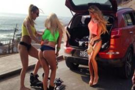 Fotos: Las nuevas integrantes de Las Chicas Doradas