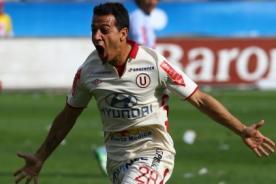 Diego Guastavino: Deseo quedarme una temporada más en Universitario