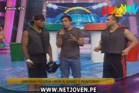 Combate: Jenko y 'Pantera' Zegarra intentan ser amigos - Video