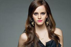 Emma Watson se retira temporalmente del cine por sus estudios