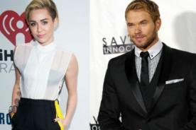 Kellan Lutz le reclama a Perez Hilton sobre los rumores acerca de Miley Cyrus