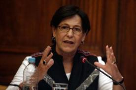 Fiscalía citará a Susana Villarán por accidente en la Costa Verde