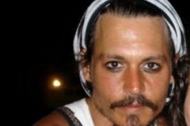 Johnny Depp será homenajeado en los premios de maquilladores y peluqueros
