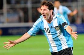 Mundial Brasil 2014: Lionel Messi quiere llegar a octavos de final