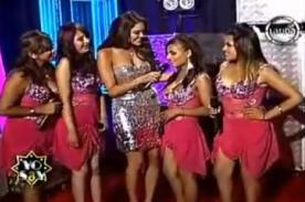 Yo Soy: Corazón Serrano emociona al público con tema El Estúpido - VIDEO