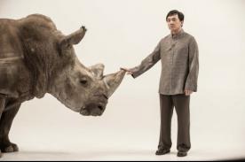Jackie Chan participa en campaña de lucha contra matanza de animales - VIDEO