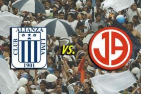 Copa Inca 2014: Conoce la alineación de Alianza Lima para mañana - Foto