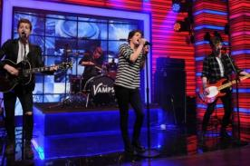 The Vamps cantan 'Wild Heart' para su debut en televisión de EEUU (Video)