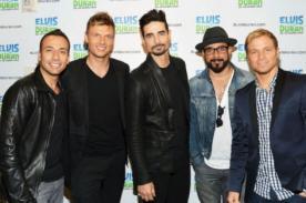 Backstreet Boys regresará a los escenarios este año
