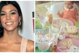 Kourtney Kardashian pasa Semana Santa con su hija Pénelope
