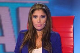 Milena Zárate probaría infidelidad de Edwin Sierra en El Valor de la Verdad