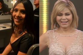 Tula Rodríguez pide a Gisela Valcárcel que no hable de su hija