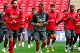 Amistoso Perú vs Suiza: Alineaciones confirmadas