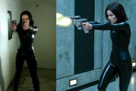 ¿Lucía Oxenford imita a Kate Beckinsale de Underworld? [Foto]