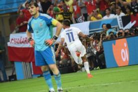 ATVEn Vivo: Videode Goles España vs Chile (0-2) – Mundial Brasil 2014