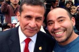 Gánate con el selfie de Ollanta Humala que se viralizó tras Parada Militar