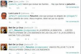 Reacciones en Twitter luego de que Peluchín se burlara de la sanción a Amor Amor Amor