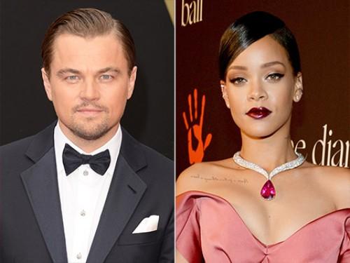 ¿Rihanna tiene romance con Leonardo DiCaprio?