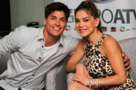 Combate: Coco Maggio y Vanessa Jerí se dieron tremendo beso - FOTO
