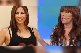 Karina Calmet a Magaly: Me llamaste calabaza y expusiste a mis hijas