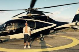 Justin Bieber asusta a fans con fotografía de su bebé