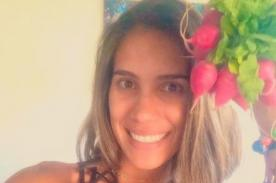 Fiestas Patrias: Vanessa Tello manda saludo con impresionante foto